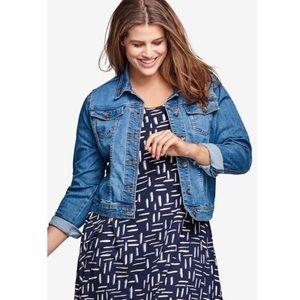 Short Sleeve A-Line Knit Dress